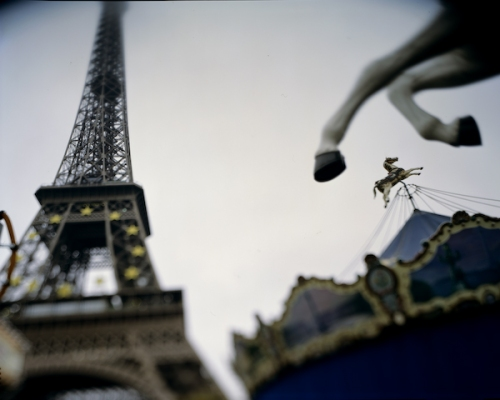 Paris - ©2009 Cláudio Edinger